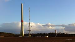 Tellmer - Windkrafträder (oxfordian.world) Tags: windkrafträder baustelle windenergie tellmer oxfordian lumixlx7 landkreisuelzen niedersachsen lowersaxony norddeutschland northgermany deutschland windenergyplant