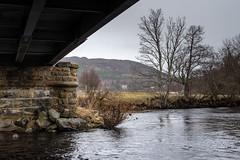 River Spey at Kingusse (Barry Folan) Tags: spey speyside bridge badenoch kingussie whiskyriver salmonriver pentax pentaxk1