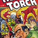 The Human Torch #24 (1946) by Syd Shores
