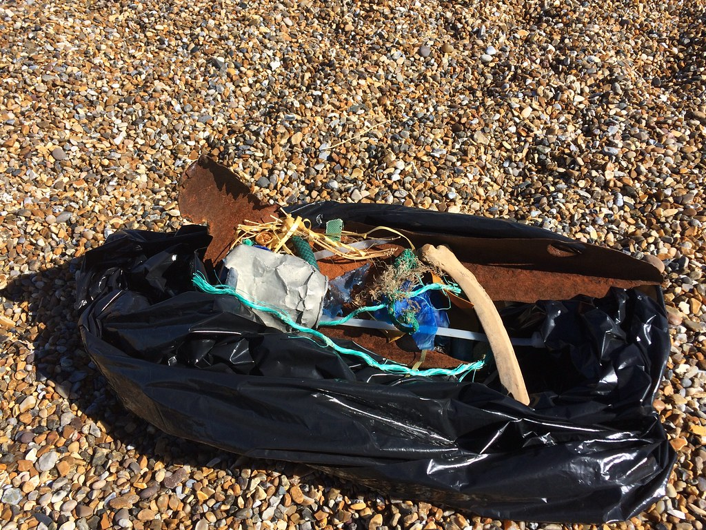 Cley-next-the-sea Beach Clean - Finds