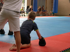 "zomerspelen 2013 karate clinic • <a style=""font-size:0.8em;"" href=""http://www.flickr.com/photos/125345099@N08/14220612778/"" target=""_blank"">View on Flickr</a>"