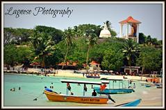 Unawatuna, Sri Lanka (Lagnese) Tags: ocean plaza summer beach canon boat asia estate lanka srilanka sr spiaggia unawatuna lato plaa azja