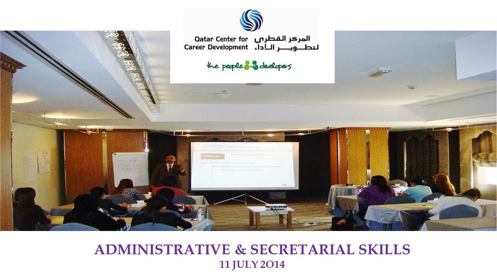 Business writing course in qatar