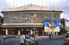 The old Saeng Tawan Rama theater, Chiang Mai, Thailand