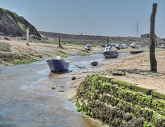 Bude Harbour. (Keo6) Tags: water river boats cornwall harbour bude