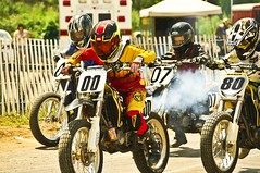 Start of Race (Overpass Light Brigade) Tags: bike wisconsin race track racing motorcycle ezra 07 aztalan brusky