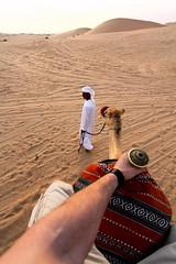 Sunset Safari, UAE (tonybologna1986) Tags: sand uae bellydancer camels hookah