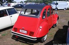 Citroën 2CV (XBXG) Tags: auto old france classic car race vintage french automobile track euro citroën 2006 voiture mans le 2cv frankrijk bugatti circuit 72 lemans eend geit ancienne sarthe 2pk citroën2cv française deuche deudeuche citro eurocitro jnn914