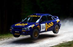 Subaru Impreza 555 (nic_r) Tags: car jump air rally 1996 wrc subaru impreza mcrae motorsport 555 pirelli flatout colinmcrae didierauriol ryanchampion