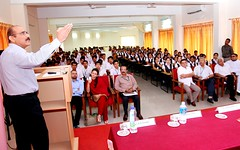 "AISAT Engineering College, Kerala - Dr.Thomas Mathew IAS, Additional secretary to the president of India addressed the AISAT family on 27th June 2014 • <a style=""font-size:0.8em;"" href=""http://www.flickr.com/photos/98005749@N06/14561707574/"" target=""_blank"">View on Flickr</a>"