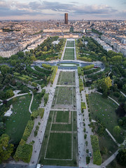 Campo de Marte (Edgardo W. Olivera) Tags: city summer urban mars paris france tower art architecture l