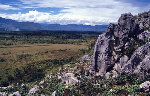 Irian Jaya 1986 - Baliem valley