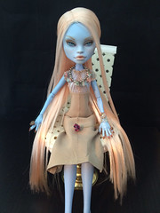Ooak Monster High Abby Repaint (Luba Small) Tags: monster high doll after custom ever artistdoll repaint repaints dollsdoll dollmonster monsterhighrepaint monsterhighooak repaintmonster  everafterhighooak                            repaintbeautiful ooakeah repanteah ooakbarbieooakart