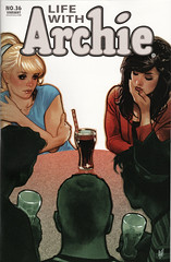 Life with Archie 36 (Adam Hughes variant cover) (FranMoff) Tags: betty veronica comicbooks archie lifewitharchie deathofarchie