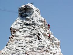 Disneyland Matterhorn climbers (GMLSKIS) Tags: disneyland disney amusementpark california matterhorn climbers anaheim