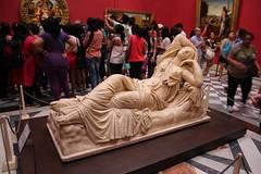 Cleopatra (rvr) Tags: italy rome roma statue florence italia florencia uffizi estatua