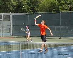 Iowa Games 2014, Junior Tennis (Garagewerks) Tags: boy girl sport youth ball court all child sony sigma games iowa tennis ames isu 2014 50500mm views50 views100 views200 views250 views150 f4563 slta77v juniortennisamesisucourtplayballfemalemalegirlboychildyouth iowagames2014