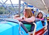 Roller Coaster at Prince William County Fair, 2014 (Stephen Little) Tags: 18mm princewilliamcountyfair sigma18250 sigma18250mm sigma18250mmf3563 sigma18250mmf3563dcoshsm sonya77 jstephenlittlejr sigma18250mmf3563dcoshsm880205 slta77 sonyslta77 sonyslta77v sonyalphaslta77v