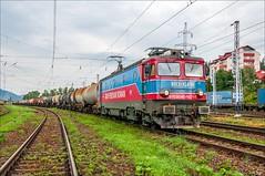 GFR 91 53 040 1021-7 (Andrei Pintea) Tags: station roman transport 7 railway 40 1021 operator romanian statia privat predeal gfr grup asea feroviar le5100kw 4010217