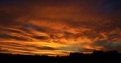 Sunset @ Seal Cove Beach, Grand Manan Island, New Brunswick (nbstormchaser) Tags: sunset sky beach nature clouds landscape scenery newbrunswick cloudporn skyporn