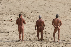Boules in the Raw (Greg Whistle) Tags: boules spain feruteventura naturists