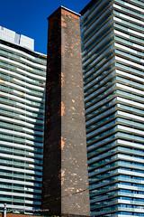 Central column
