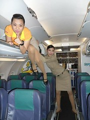 Cebu Pacific's flight attendants. #flyingchie #fa #falife #flightattendant #flightattendantlife #cabincrew #cabincrewlife #faproblems #flightattendantproblems #faquotes #flightattendantquotes #tumblr #tumblrpost #cebupacific #emirates #qatarairways #malay (ruchie miranda) Tags: emirates fa flightattendant saudia cabincrew qatarairways malaysianairlines cebupacific tumblr falife tumblrpost flightattendantlife cabincrewlife flyingchie faproblems flightattendantproblems faquotes flightattendantquotes