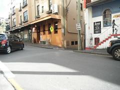 , (RubyGoes) Tags: road windows car pub sydney australia nsw suv broughamst