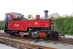 IMG_3106 (Chappers13) Tags: wales russell railway steam highland locomotive welsh gauge narrow hunslet