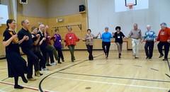 Dancing March 2014