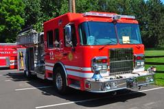 Bryn Athyn Fire Company Engine 11 (Triborough) Tags: pennsylvania engine firetruck pa fireengine buckscounty spartan engine11 warminster bafc toyne brynathynfirecompany