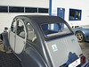 Citroen 2CV Charleston-Ente mit authentischer Innenausstattung und Verdeck von CK-Cabrio