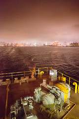 (GenJapan1986) Tags: travel bridge sea tower japan night tokyo     25mm 2014    nikond600 zf2 distagont225