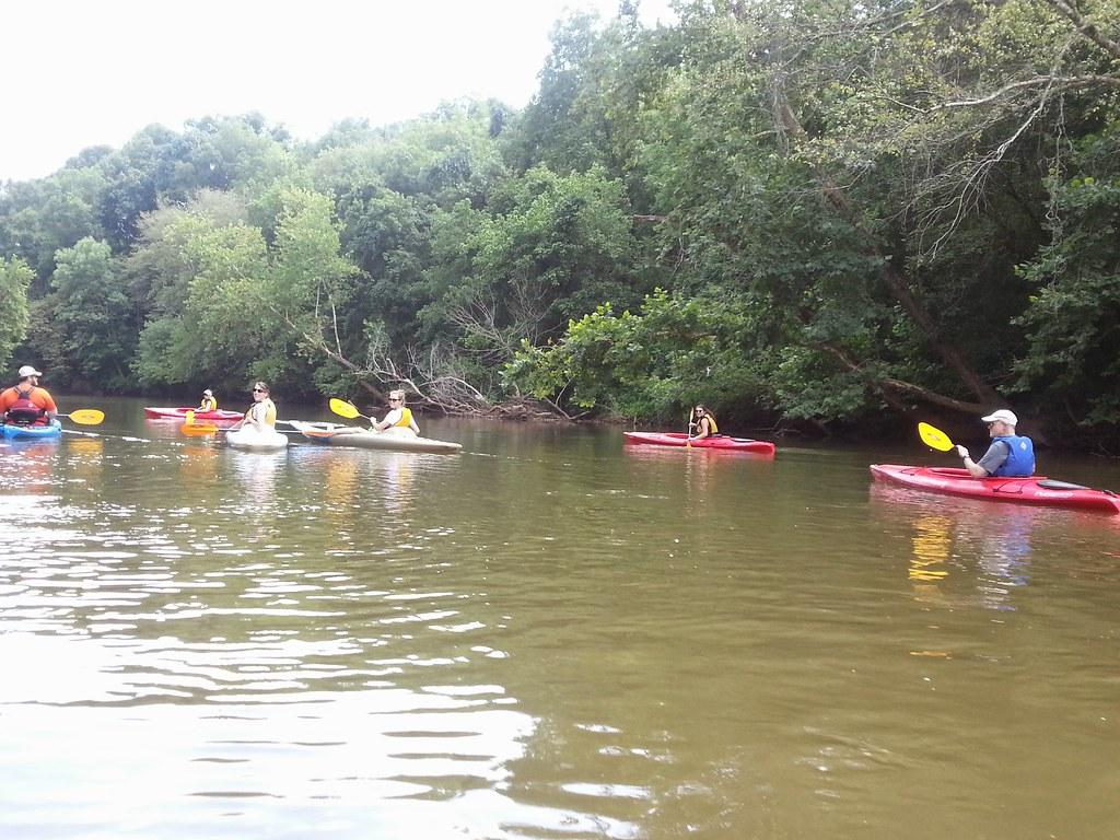 paddling 1