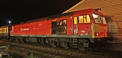 Das Ist Gut. Ya? (darkprince66 (Tug Chasing Super Hero :D)) Tags: train railway 60 dbs class60 dbschenker taffytug2railtour