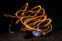 Fire Jam - Sept 2014-4 (rich tarbell) Tags: girls hoop fire eating circus blowing spinning poi juggling jam hooping trapeze silks troupe scintillation