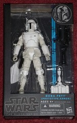 Boba Fett - Prototype Armor (Darth Ray) Tags: 6 black star inch prototype armor series boba wars walgreens exclusive hasbro fett