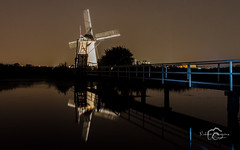 RST_Kinderdijk_140905-22 (Robert Stienstra Photography) Tags: dutch landscapes windmills bluehour mills kinderdijk worldheritage nightscapes molens landschappen eveningphotography