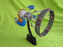 Classic Space Dream Catcher (David Roberts 01341) Tags: lego spaceship spacecraft dreamcatcher classicspace
