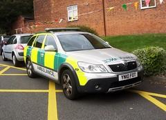 West Midlands Ambulance Service Skoda Octavia RRV (MJ_100) Tags: suttoncoldfield ambulance paramedics ems westmidlands skoda octavia emergencyservices emergencyvehicle rrv ambulanceservice rapidresponsevehicle