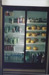 cheese (etgaredgar) Tags: lighting canada cheese fridge novascotia dismal soda refrigerator pathetic