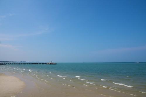 Hat Hua Hin(Hua Hin Beach), Thailand