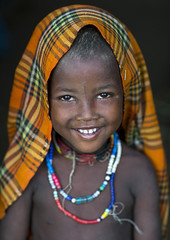 Erbore Tribe Girl, Weito, Omo Valley, Ethiopia (Eric Lafforgue) Tags: poverty africa girls portrait people cute girl childhood smiling vertical scarf outdoors kid clothing women funny day child african traditional poor young tribal clothes blackpeople bead omovalley shawl ethiopia tribe ethnic anthropology oneperson developingcountry ethnicity hornofafrica developing ethiopian eastafrica covering toothysmile traditionalclothing darkbackground blackskin beadednecklace arbore lookingatcamera colorpicture childrenonly africanethnicity 1people indigenousculture africanculture onegirlonly ethnicgroup weito erbore onechildonly colourpicture childonly ethio1403388
