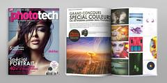 Parution presse : Phototech n33 (Aout/Septembre) 2014) (LEVARWEST) Tags: presse phototech parution levarwest