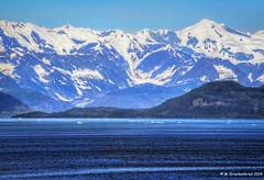 Rugged Mountains and and Glaciers in the Gulf of Alaska (PhotosToArtByMike) Tags: mountains alaska shoreline ak gulfofalaska snowcappedmountains alaskapeninsula mountainranges alexanderarchipelago ruggedmountains tidewaterglaciers