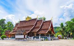 Wat Xieng Thong Temple, Laos