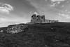 Auchindoun in Black and White (M J Robinson Photography) Tags: sky blackandwhite bw castle landscape photography scotland nikon ruins moray auchindoun d7100 auchindouncastle nikond7100