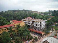 View from HPU2 Library Floor-7 (edpcv) Tags: youth vietnam hanoi northvietnam xuanhoa