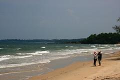 IMG_7284 (Jack Sparrow 1980) Tags: sunset sky beach cambodia sihanoukville otres