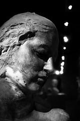 zen (Holy [K]) Tags: statue women zen manila bnw
